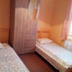 Хостел Олимп Стандартный номер с различными типами кроватей фото 26