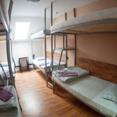 Отель Жилые помещения Commune Кровать в общем номере фото 6