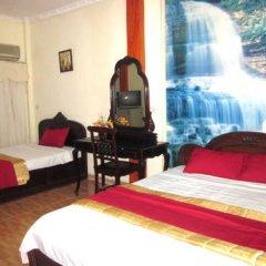 Tra My Hotel 2* Стандартный семейный номер с двуспальной кроватью фото 2