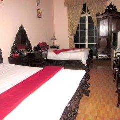 Tra My Hotel 2* Стандартный семейный номер с двуспальной кроватью фото 3