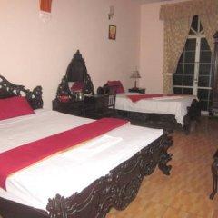 Tra My Hotel 2* Стандартный семейный номер с двуспальной кроватью