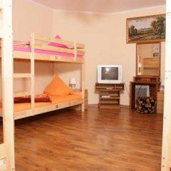 Hostel Akteon Lindros Kaliningrad Кровать в женском общем номере с двухъярусной кроватью фото 5