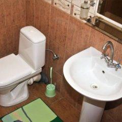 Hostel Akteon Lindros Kaliningrad Кровать в общем номере с двухъярусной кроватью фото 3