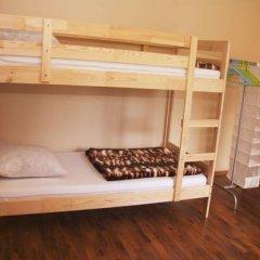 Hostel Akteon Lindros Kaliningrad Кровать в женском общем номере с двухъярусной кроватью фото 2