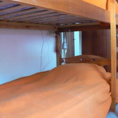 Отель Finca Gaeta Стандартный номер 2 отдельными кровати (общая ванная комната) фото 4