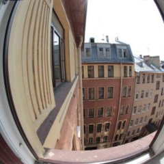 Санни Хостел Кровати в общем номере с двухъярусными кроватями фото 2