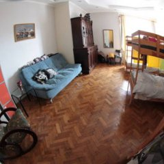 Санни Хостел Кровати в общем номере с двухъярусными кроватями фото 3