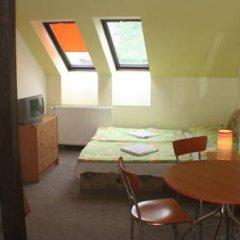 Отель Residence Albert 2* Апартаменты с различными типами кроватей фото 8
