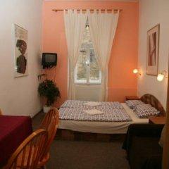 Отель Residence Albert 2* Стандартный номер с различными типами кроватей фото 7