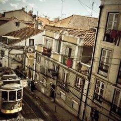 Отель Wonderful Lisboa St. Vincent Апартаменты с различными типами кроватей фото 2