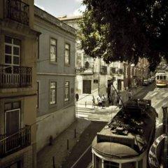 Отель Wonderful Lisboa St. Vincent Апартаменты с различными типами кроватей фото 11