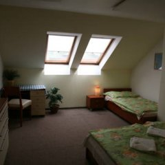 Отель Residence Albert 2* Апартаменты с различными типами кроватей фото 9