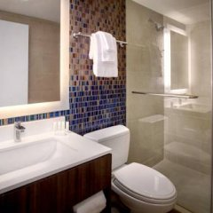 Отель Courtyard by Marriott New York Manhattan/Chelsea 3* Стандартный номер с различными типами кроватей фото 5