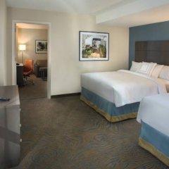 Отель Courtyard by Marriott New York Manhattan/Chelsea 3* Люкс с различными типами кроватей фото 4