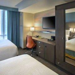 Отель Courtyard by Marriott New York Manhattan/Chelsea 3* Стандартный номер с 2 отдельными кроватями