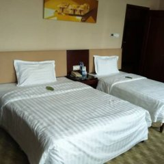 Отель Cai Wu Wei 3* Стандартный номер с двуспальной кроватью фото 2