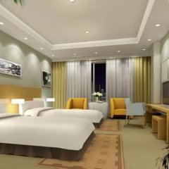 Отель Cai Wu Wei 3* Стандартный номер с различными типами кроватей фото 2