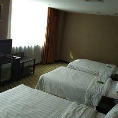 Отель Cai Wu Wei 3* Стандартный номер с различными типами кроватей