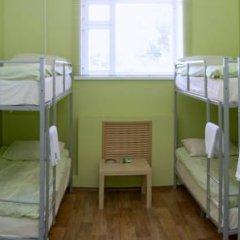 Отель Жилые помещения Кукуруза Кровать в женском общем номере