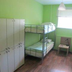 Отель Жилые помещения Кукуруза Кровать в женском общем номере фото 4