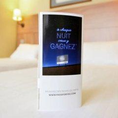 Отель KYRIAD PARIS EST - Bois de Vincennes 3* Улучшенный номер с двуспальной кроватью фото 5