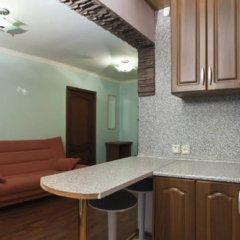 Апартаменты Фортлайн на Новокузнецкой Апартаменты с разными типами кроватей фото 11