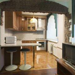 Апартаменты Fortline Apartments Novokuznetskaya Апартаменты разные типы кроватей фото 7
