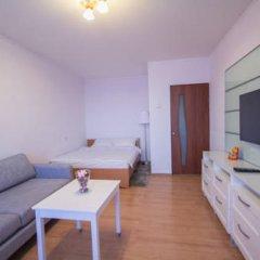 Апартаменты Фортлайн на Новокузнецкой Апартаменты с разными типами кроватей фото 6