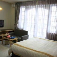 1990 Hotel 2* Номер Делюкс с различными типами кроватей фото 7