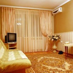 Апартаменты Donbass Arena Apartments Апартаменты разные типы кроватей фото 2