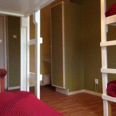 Отель Pensionat BjÖrken Стандартный семейный номер с двуспальной кроватью фото 4