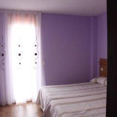 Отель Hostal Restaurante El Silo Стандартный номер с различными типами кроватей