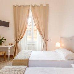 Отель Biancoreroma B&B 3* Стандартный номер с различными типами кроватей фото 8