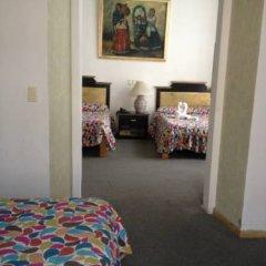 Отель Posada San Miguel Inn 3* Стандартный номер с различными типами кроватей