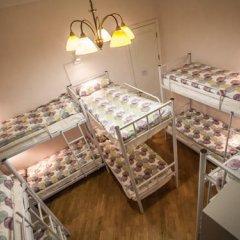 My Hostel on Arbat Кровать в общем номере с двухъярусной кроватью фото 4
