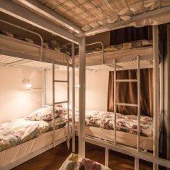My Hostel on Arbat Кровать в общем номере с двухъярусной кроватью фото 23