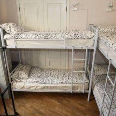 My Hostel on Arbat Кровать в общем номере с двухъярусной кроватью фото 15