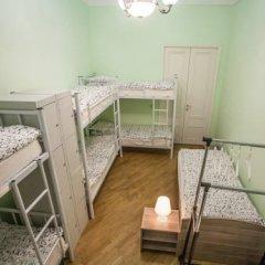 My Hostel on Arbat Кровать в общем номере с двухъярусной кроватью фото 20