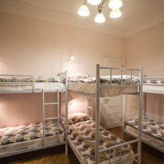 My Hostel on Arbat Кровать в общем номере с двухъярусной кроватью фото 24