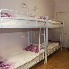 My Hostel on Arbat Кровать в общем номере с двухъярусной кроватью фото 6
