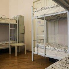 My Hostel on Arbat Кровать в общем номере с двухъярусной кроватью фото 10
