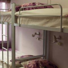My Hostel on Arbat Кровать в общем номере с двухъярусной кроватью фото 8