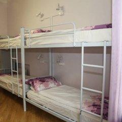 My Hostel on Arbat Кровать в общем номере с двухъярусной кроватью фото 9