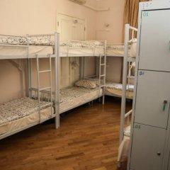 My Hostel on Arbat Кровать в общем номере с двухъярусной кроватью фото 14