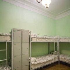 My Hostel on Arbat Кровать в общем номере с двухъярусной кроватью фото 17
