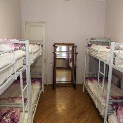 My Hostel on Arbat Кровать в общем номере с двухъярусной кроватью фото 5