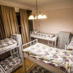 My Hostel on Arbat Кровать в общем номере с двухъярусной кроватью фото 21