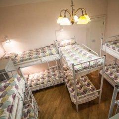 My Hostel on Arbat Кровать в общем номере с двухъярусной кроватью фото 22