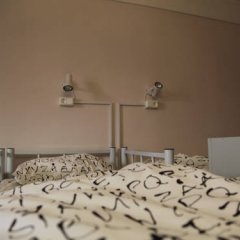My Hostel on Arbat Кровать в общем номере с двухъярусной кроватью фото 12