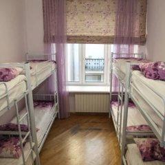 My Hostel on Arbat Кровать в общем номере с двухъярусной кроватью